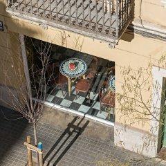 Апартаменты Habitat Apartments Beach Studio Барселона спортивное сооружение