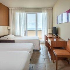 Отель ILUNION Fuengirola Испания, Фуэнхирола - отзывы, цены и фото номеров - забронировать отель ILUNION Fuengirola онлайн комната для гостей фото 2