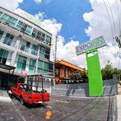 Отель Expo Inn Мексика, Гвадалахара - отзывы, цены и фото номеров - забронировать отель Expo Inn онлайн парковка