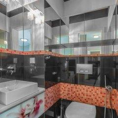 Отель Apartamenty Aparts Польша, Лодзь - отзывы, цены и фото номеров - забронировать отель Apartamenty Aparts онлайн ванная