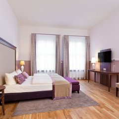 Отель Aparthotel Am Schloss Германия, Дрезден - отзывы, цены и фото номеров - забронировать отель Aparthotel Am Schloss онлайн комната для гостей фото 4