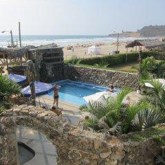 Отель Dharma Beach с домашними животными