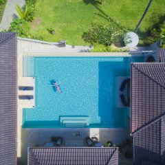 Отель Luxury Beach Front Noble House Villa бассейн