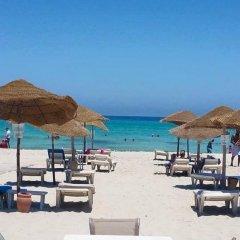 Отель Djerba Haroun Тунис, Мидун - отзывы, цены и фото номеров - забронировать отель Djerba Haroun онлайн пляж фото 2