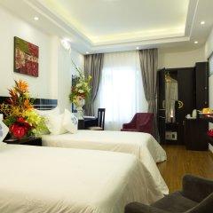 Noble Boutique Hotel Hanoi комната для гостей фото 4