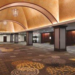 Отель Hyatt Regency Century Plaza фитнесс-зал