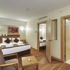 Sunis Kumköy Beach Resort Hotel & Spa – All Inclusive комната для гостей фото 2