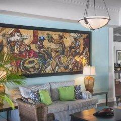 Отель Half Moon Ямайка, Монтего-Бей - отзывы, цены и фото номеров - забронировать отель Half Moon онлайн интерьер отеля