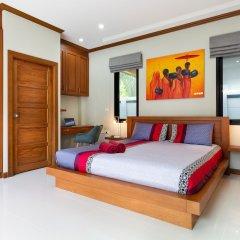 Отель Elephant Palm 1 Пхукет комната для гостей фото 3