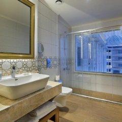 Litore Resort Hotel & Spa Турция, Окурджалар - отзывы, цены и фото номеров - забронировать отель Litore Resort Hotel & Spa - All Inclusive онлайн ванная