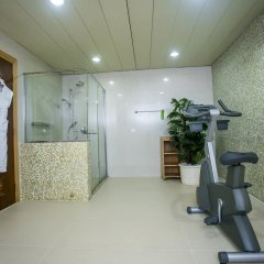 Lagos Oriental Hotel фитнесс-зал фото 2