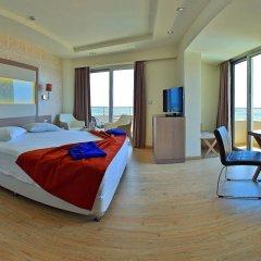 Отель Pegasos Beach комната для гостей фото 2
