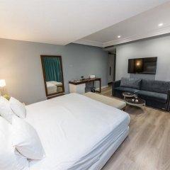 Отель Brilant Saranda Албания, Саранда - отзывы, цены и фото номеров - забронировать отель Brilant Saranda онлайн удобства в номере фото 2