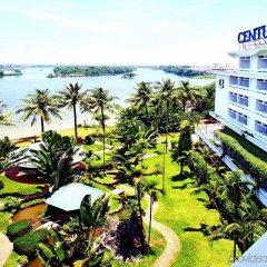 Century Riverside Hotel Hue пляж