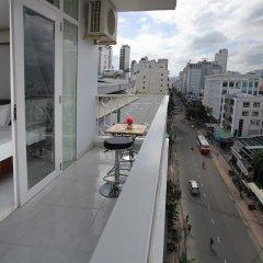 Cozy Hotel балкон