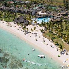 Отель Sofitel Mauritius L'Imperial Resort & Spa пляж