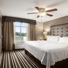Отель Homewood Suites by Hilton Columbus/OSU, OH США, Верхний Арлингтон - отзывы, цены и фото номеров - забронировать отель Homewood Suites by Hilton Columbus/OSU, OH онлайн комната для гостей