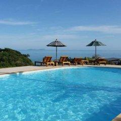 Отель Kantiang View Resort Ланта бассейн