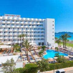 Отель Hipotels Hipocampo Playa пляж фото 2