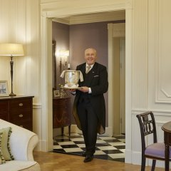 The Savoy, A Fairmont Managed Hotel удобства в номере
