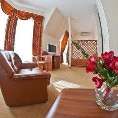 Гостиница Ампаро балкон
