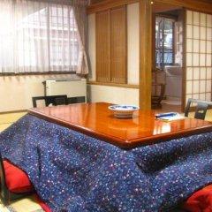 Отель Hayato Ryokan Цуруока интерьер отеля