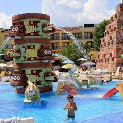 Отель Kuban Resort & AquaPark Болгария, Солнечный берег - отзывы, цены и фото номеров - забронировать отель Kuban Resort & AquaPark онлайн детские мероприятия фото 2