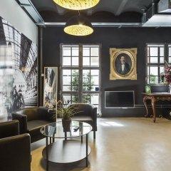 Апартаменты DingDong Fira Apartments гостиничный бар