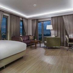 Отель DoubleTree by Hilton Istanbul Topkapi комната для гостей