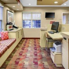 Отель TownePlace Suites Columbus Worthington США, Колумбус - отзывы, цены и фото номеров - забронировать отель TownePlace Suites Columbus Worthington онлайн интерьер отеля фото 2
