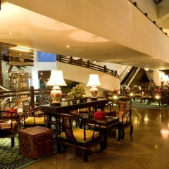 Beijing Landmark Hotel гостиничный бар