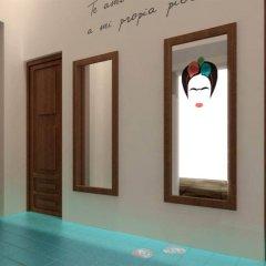 Del Carmen Concept Hotel Гвадалахара интерьер отеля