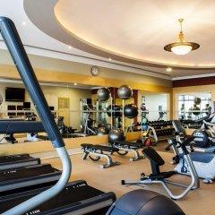 Отель Hilton Sharjah ОАЭ, Шарджа - 10 отзывов об отеле, цены и фото номеров - забронировать отель Hilton Sharjah онлайн фитнесс-зал