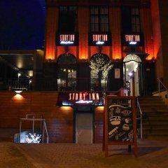 Story'Inn Hotel Брюссель гостиничный бар