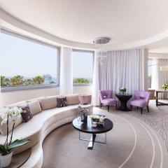 Отель Radisson Blu 1835 Hotel & Thalasso, Cannes Франция, Канны - 2 отзыва об отеле, цены и фото номеров - забронировать отель Radisson Blu 1835 Hotel & Thalasso, Cannes онлайн комната для гостей фото 3