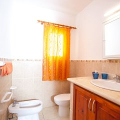 Отель El Dorado Bavaro Home Доминикана, Пунта Кана - отзывы, цены и фото номеров - забронировать отель El Dorado Bavaro Home онлайн ванная фото 2