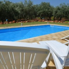 Отель Villa With 2 Bedrooms in Floridia, With Private Pool, Enclosed Garden and Wifi - 12 km From the Beach Флорида фото 4