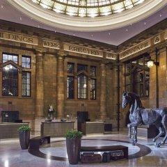 Отель The Palace Hotel Великобритания, Манчестер - отзывы, цены и фото номеров - забронировать отель The Palace Hotel онлайн интерьер отеля