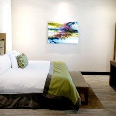 Áurea Hotel & Suites комната для гостей фото 3