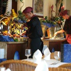 Отель Eden Binibeca Club питание