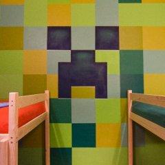 Game Hostel Стандартный номер с 2 отдельными кроватями фото 2