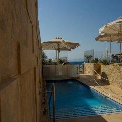 Отель Bellevue Suites Греция, Родос - отзывы, цены и фото номеров - забронировать отель Bellevue Suites онлайн бассейн фото 3