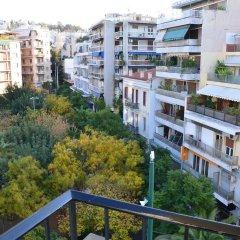 Hotel Exarchion балкон