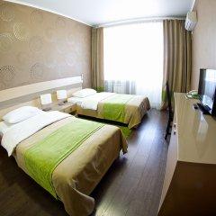 Гостиница Green Park в Калуге 11 отзывов об отеле, цены и фото номеров - забронировать гостиницу Green Park онлайн Калуга комната для гостей фото 3