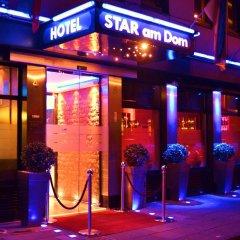 Отель Star am Dom Superior Германия, Кёльн - 11 отзывов об отеле, цены и фото номеров - забронировать отель Star am Dom Superior онлайн гостиничный бар