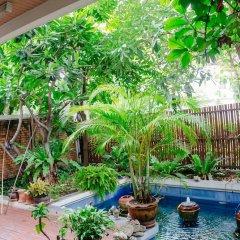 Апартаменты Laidback Place Apartment Бангкок бассейн