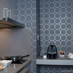 Отель Ac Victoria Suites By Marriott Барселона в номере