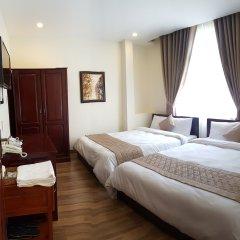 Отель Nam Xuan Premium Далат комната для гостей