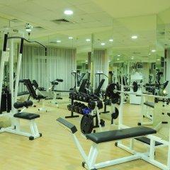 Warwick Palm Beach Hotel фитнесс-зал