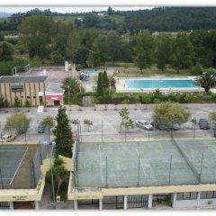 Апартаменты Curia Clube Apartments бассейн